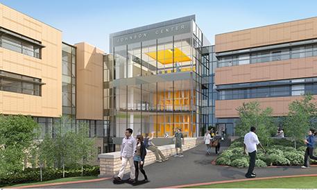 Johnson Center at North Park University – Chicago, IL (VOA Associates)